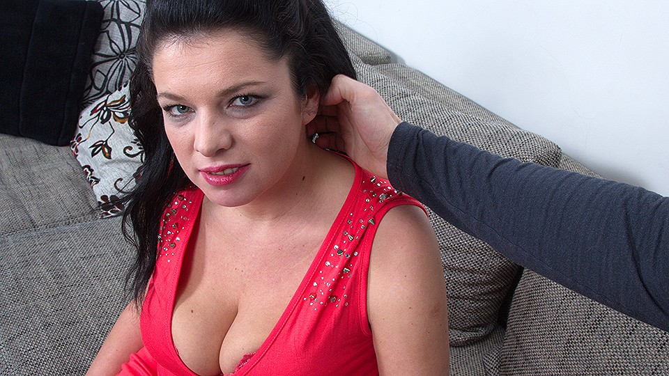 Horny Mom sucking and fucking in POV style