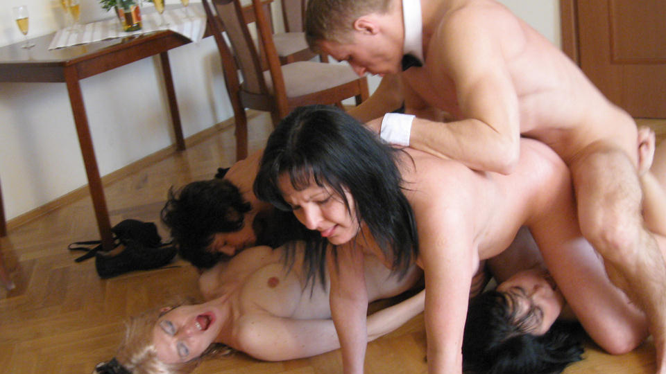 Mature Sex Party mature women video