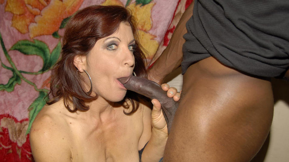 With interracial slut mature moms