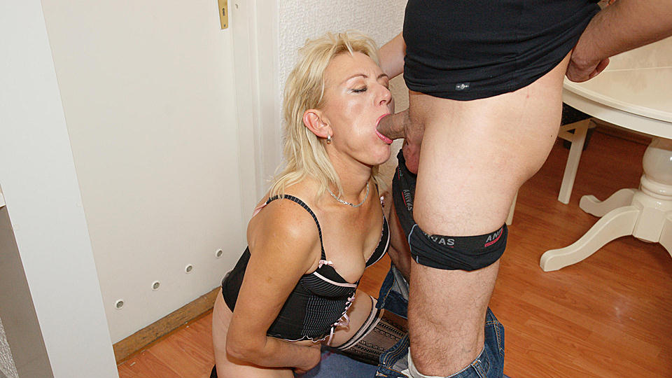 Creampie Mature mature women video